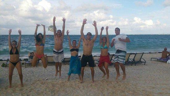Paradisus Palma Real Golf & Spa Resort: Diversión en grupo