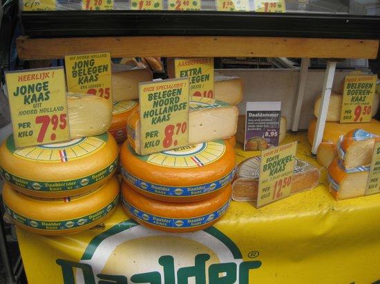 albert cuyp market -Cheese
