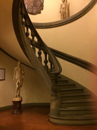 Hotel Monna Lisa: Lobby