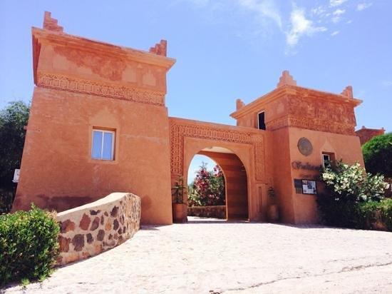Hotel Sultana Royal Golf: l'entrée !