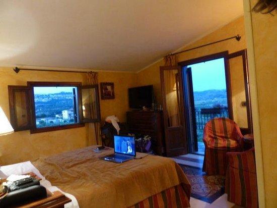 Foresteria Baglio Della Luna: Room 206