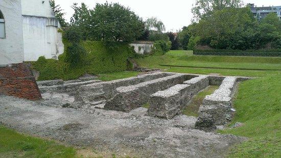Museo Civico Archeologico : Resti dell'anfiteatro