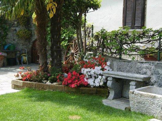 B&B Monastero: Giardino