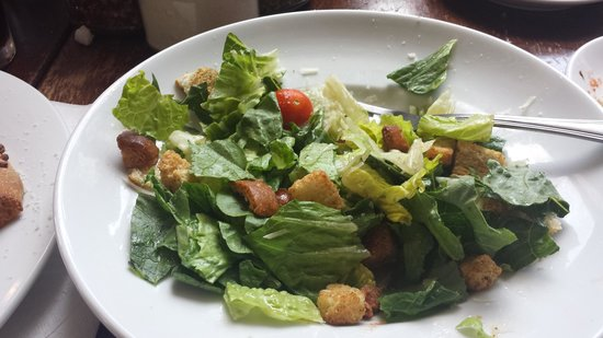 Andolini's Pizzeria: Pizza and Salad Lunch