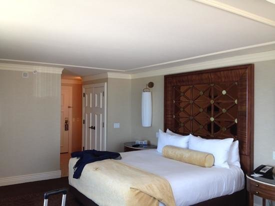 Caesars Atlantic City: room