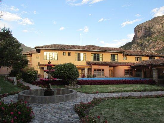 San Agustin Urubamba Hotel: View of Hotel