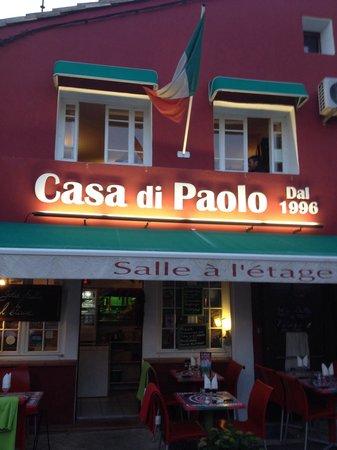 Casa di Paolo : Entrez!