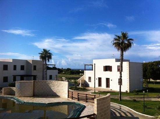 Residence Lido Burrone : Dal terrazzo