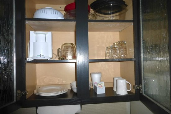 Candlewood Suites Arundel Mills / BWI Airport: Supplies with Kitchen