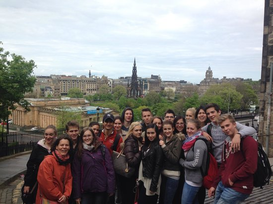 Edinburgh Free Walking Tours