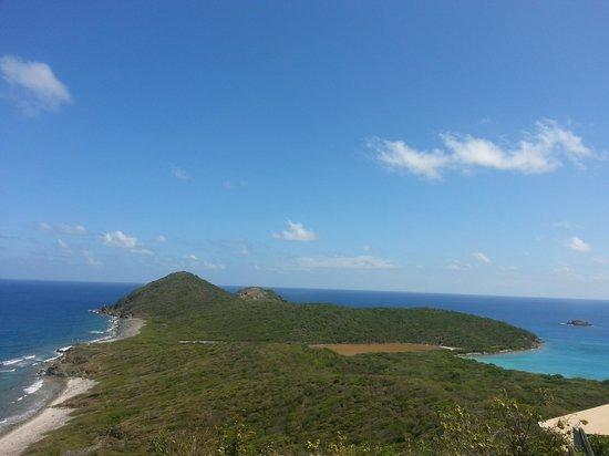 Concordia Eco-Resort : view from e8