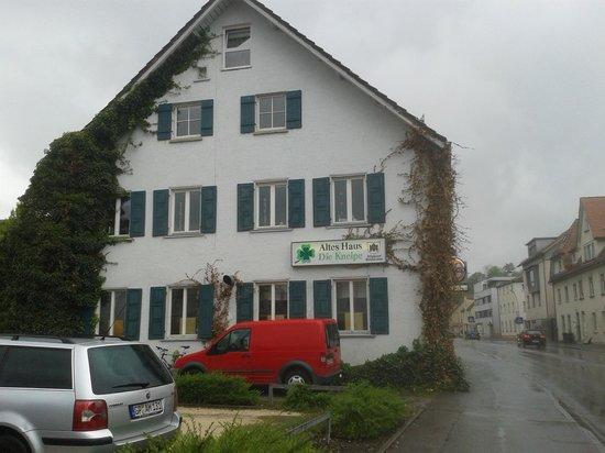Altes Haus Die Kneipe: external view