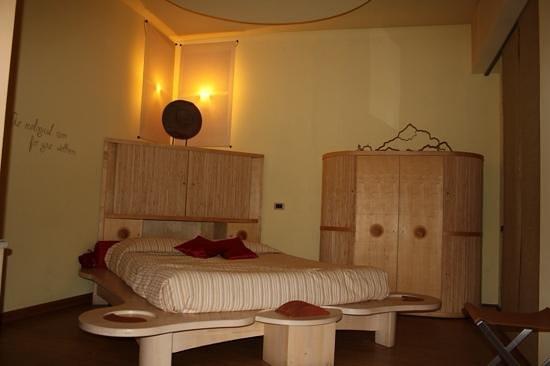 Eco-Hotel La Residenza : habitacion