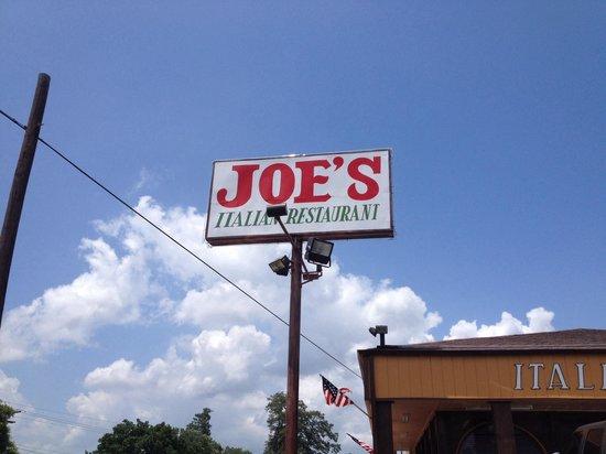 Joe's Italian Restaurant: Best in Conroe!