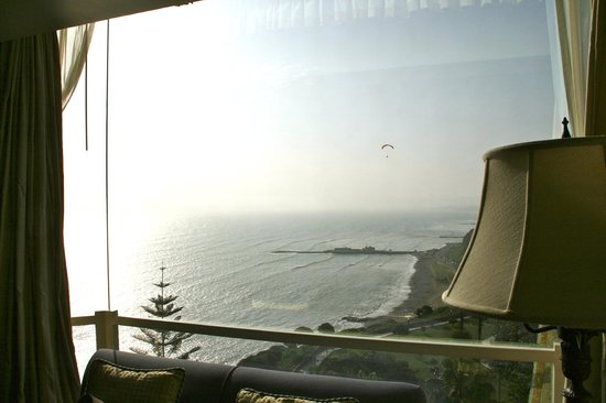 Belmond Miraflores Park : Miraflores Park Hotel - view from our room