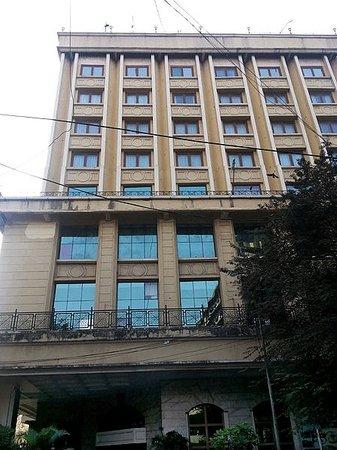 Vits Hotel: The exterior of VITS, Mumbai