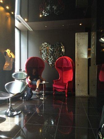 Fontecruz Lisboa Autograph Collection : the cool lobby