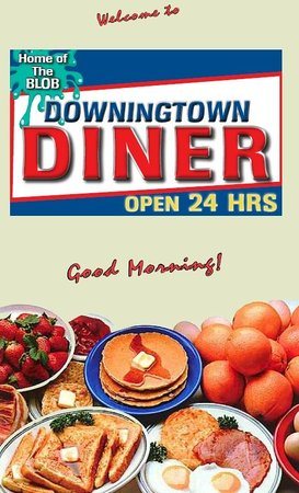 Downingtown Diner: Small rural Pennsylvania town