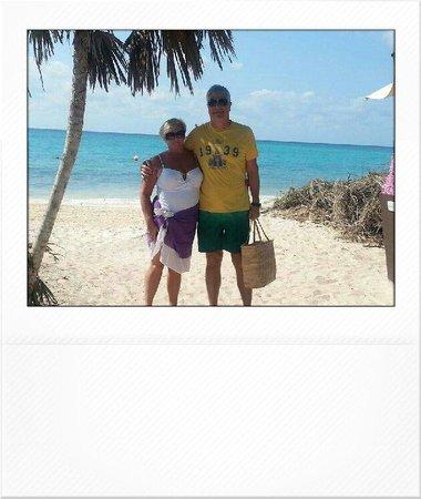 Paradisus Playa del Carmen La Perla: Playa del hotel