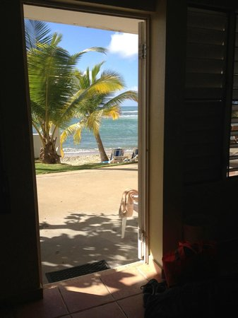 Caribe Playa Beach Hotel: View from our room