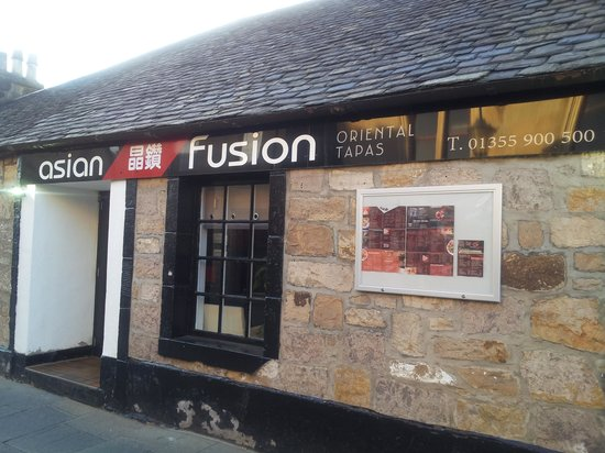 Main entrance picture of asian fusion restaurant east for Asian fusion cuisine restaurants
