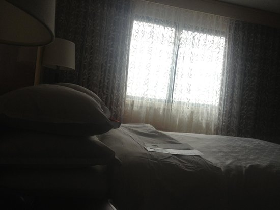 Sheraton Hartford Hotel at Bradley Airport: Room