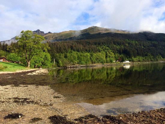 Forest Holidays Ardgartan Argyll, Scotland: Loch Long