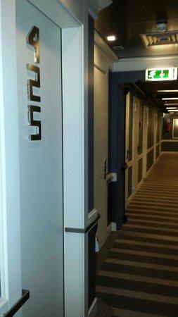 Hotel Londra: Corridoio