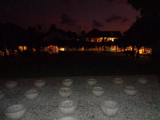 Ramada Resort Cochin: Start of the eveninng