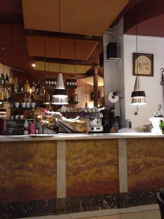 L'Antic Forn : le bar