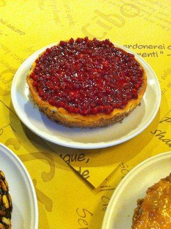 Locanda San Biagio: CHEESE CAKE AI MIRTILLI