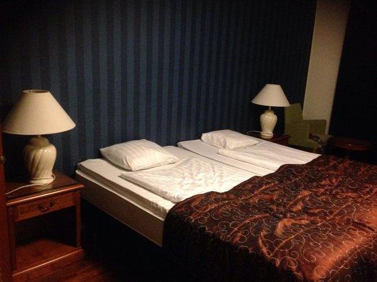 Grand Hotel Saltsjöbaden: Vårt rum