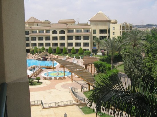 Hilton Pyramids Golf Resort: From room