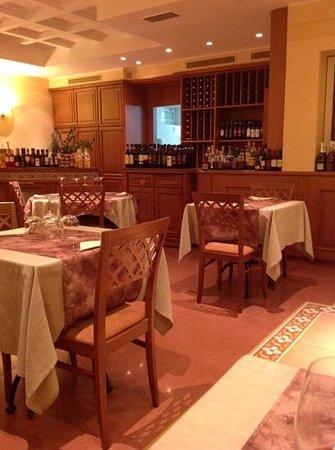 Hotel Antico Masetto : il ristorante