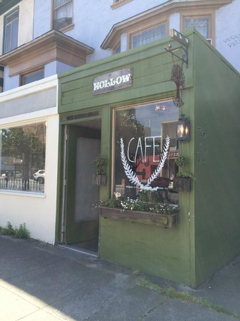 Photo of Cafe Hollow at 1435 Irving St, San Francisco, CA 94122, United States
