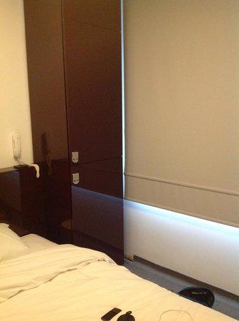 #bunk taksim: 2 lockers in this room
