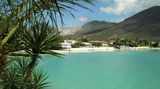 Grand Case Beach Club: The views will not disappoint...