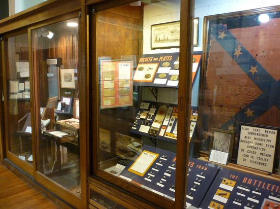 Old Courthouse: All kinds of items on display