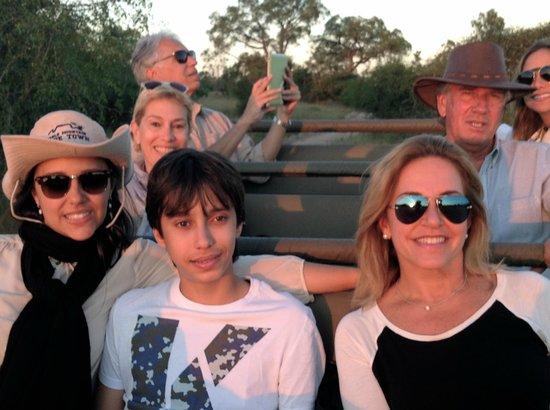 Notten's Bush Camp: nosotros...