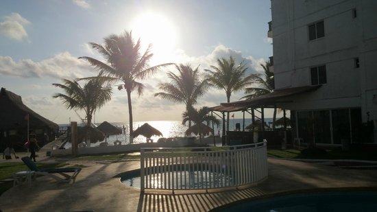 Las Perlas Condos : Cancún