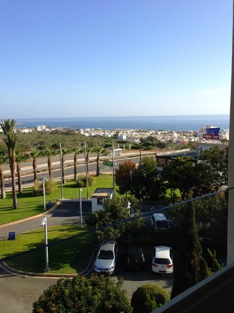 Grecian Park Hotel : View from the room.