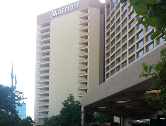 Courtyard Dallas DFW Airport South/Irving: DFW Marriott 5/10/14