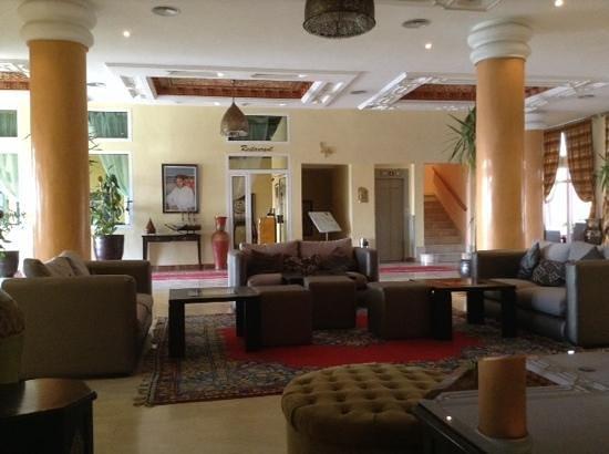 Hotel Miramar,Eingangsbereich