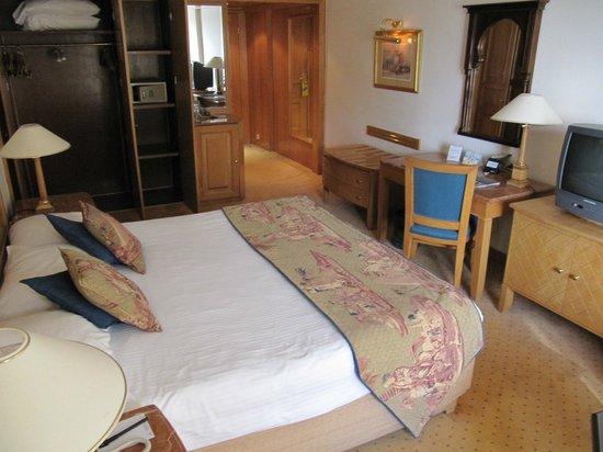 Steigenberger Nile Palace Luxor : Bedroom View