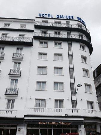 Hotel Galilee et Windsor: Bel hôtel