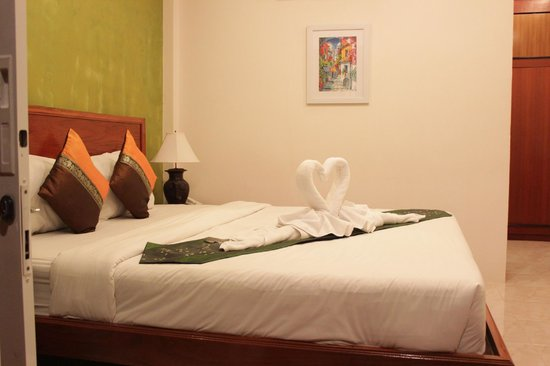 Vanida Garden Resort : Room