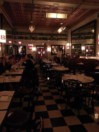 Brasserie 292: Paris bistro looks