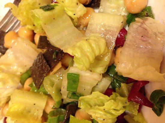 Bobby's Burger Palace : Choppy salad