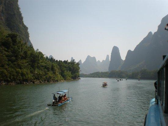 Yangshuo Park: River Li, Guilin