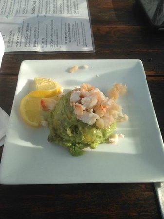 Marker 88 : Guacomole w/Shrimp